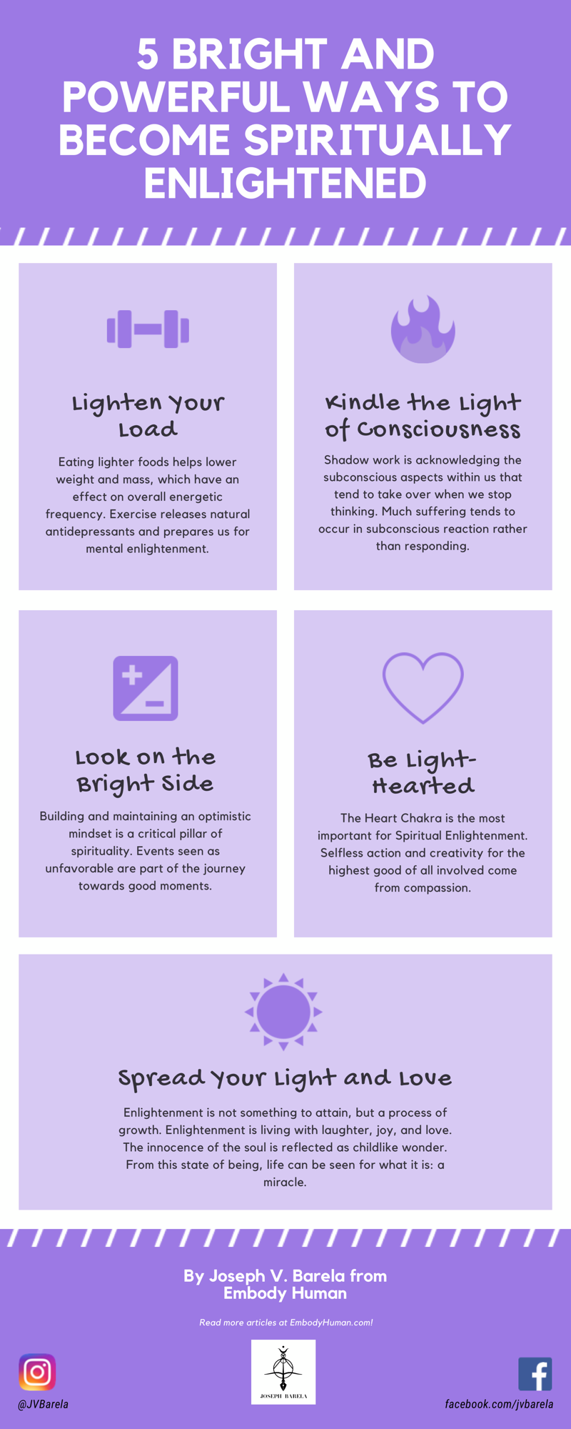 Enlightenment Infographic